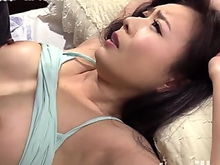 Asian mature sex scene
